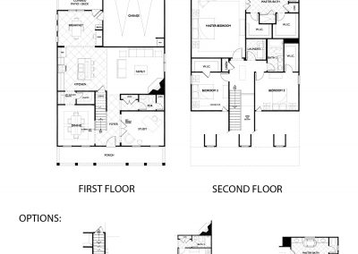 The Grandview at Augusta Point Floor Plan