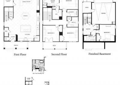 Glenwood-OAC Floor plan
